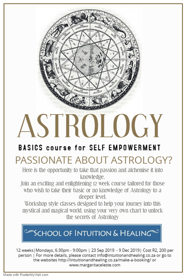 astrology course cape town