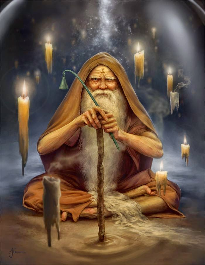 Saturn, the Wise Man