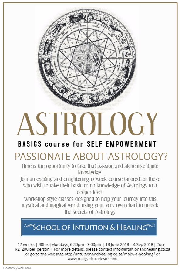Astro Course Winter 2018